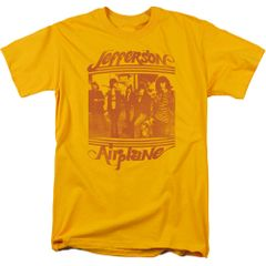Jefferson Airplane Group Photo T-shirt