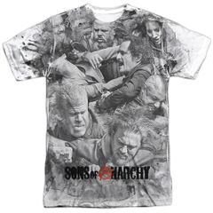 Sons of Anarchy Brawl T-shirt