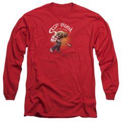 Scott Pilgrim vs The World Scott Poster Long Sleeve T-shirt