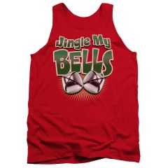 Christmas Jingle My Bells Tank Top T-shirt