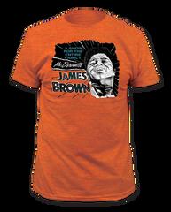 James Brown Mr. Dynamite Adult T-shirt