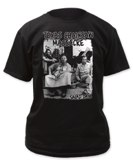 The Texas Chainsaw Massacre Salad Days Adult T-shirt