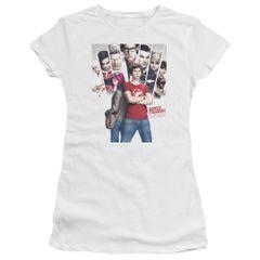Scott Pilgrim vs The World Poster Junior T-shirt