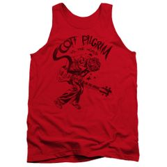 Scott Pilgrim vs The World Rockin Tank Top T-shirt