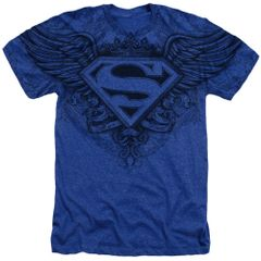 Superman Winged Logo T-shirt