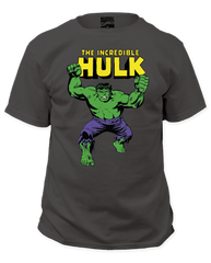 Incredible Hulk Incredible Hulk Adult T-shirt