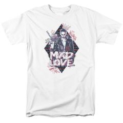 Suicide Squad Mad Love Adult T-shirt