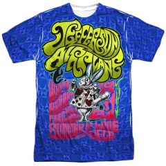 Jefferson Airplane White Rabbit T-shirt