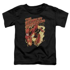 The Flash Scarlet Speedster Toddler T-shirt