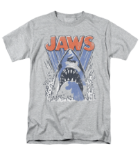 Jaws Comic Splash T-shirt