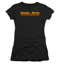 Dawn of the Dead Dawn Logo Junior T-shirt