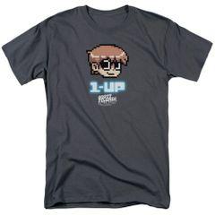 Scott Pilgrim vs The World 1 Up T-shirt