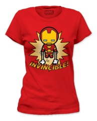 Iron Man Invincible Junior T-shirt
