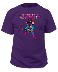 Hawkeye Hawkeye Adult T-shirt