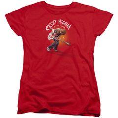 Scott Pilgrim vs The World Scott Poster Womens T-shirt
