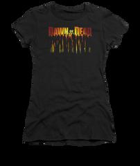 Dawn of the Dead Walking Dead Junior T-shirt
