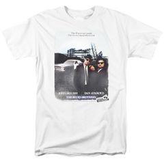 The Blues Brothers Distressed Poster T-shirt