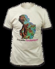 New Order Technique White Short Sleeve Adult T-shirt