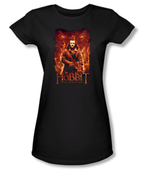 The Hobbit The Battle of the Five Armies Fates Junior T-shirt