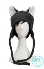 Gray Wolf Hat