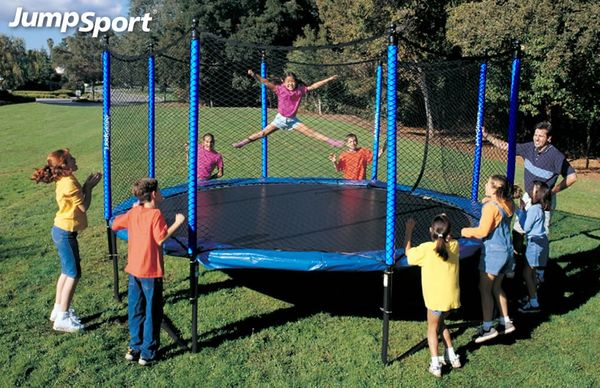 SoftBounce Trapoline System 14'