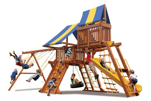 Turbo Deluxe Playcenter Combo 4