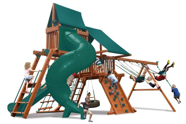 Turbo Deluxe Playcenter Combo 5