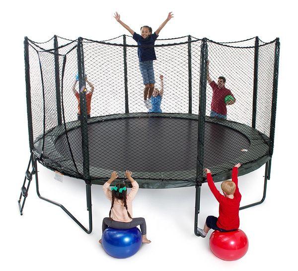 AlleyOOP 12' Variable Bounce