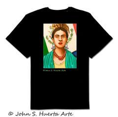 Viva Frida unisex tshirt
