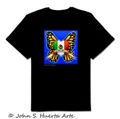 Amor Mexico 100% cotton unisex black