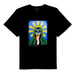 Esperanza 100% cotton unisex black
