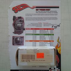 SLP Power Pack. Fits Honda 04-05 CRF250 R/X CLEARANCE!!