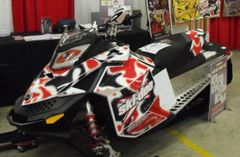 Rev XP DIGAMO Sled Wrap