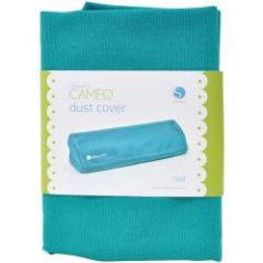 Silhouette Cameo Canvas Dust Cover Teal