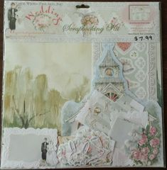 Wedding Scrapbooking Kit Carol Wilson Fine Arts