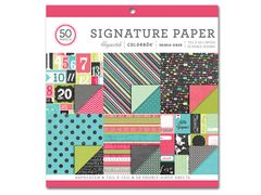 Colorbok Signature Papers Hopscotch