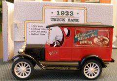 Anheuser-Busch Budweiser 1923 Truck Bank ERTL Die Cast Metal