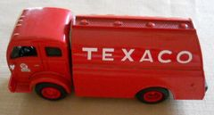 Etrl Texaco 1949 White Tilt Cab Tank Truck Collector Bank