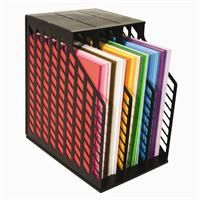 Advantus - Cropper Hopper - Easy Access Paper Holder