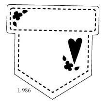 Lasting Impressions L986 - Pocket
