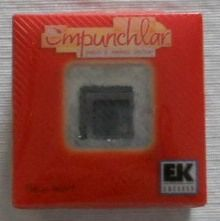 Empunchlar Punch Insert Deckle Square