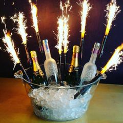 VIP Fountain Sparklers (Choose Quantity)