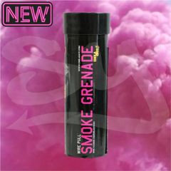 ENOLA GAYE WIRE PULL SMOKE GRENADE [PINK- CHOOSE QUANTITY]