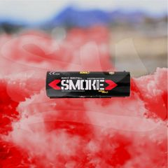 "Enola Gaye ""BURST"" DOUBLE-SIDED SMOKE GRENADES, RED [CHOOSE QUANTITY]"