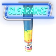 [CLEARANCE] Heavy Duty Color Powder Smoke Cannons