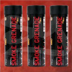 ORIGINAL (WP40) ENOLA GAYE WIRE PULL COLOR SMOKE GRENADES [3 PACK - CHOOSE COLOR]