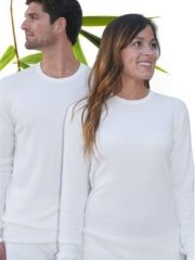 Thermal bamboo top