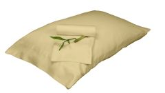 bamboo pillowcases (queen, set of 2) by Bed Voyage