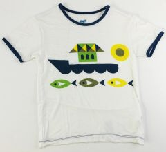 boys boat & fishes t