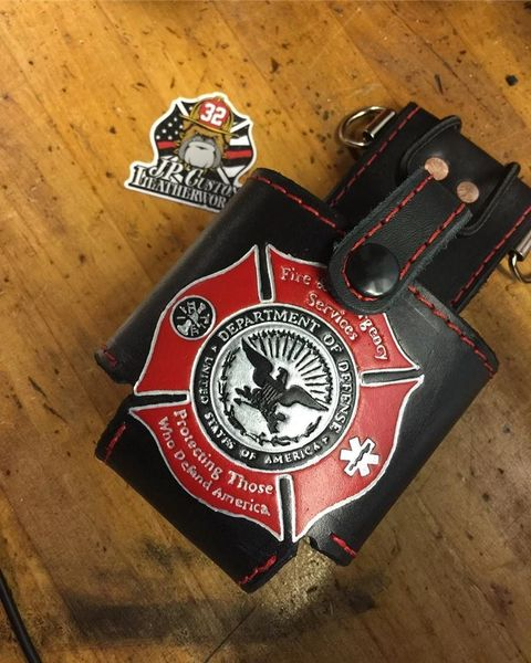 Custom Radio Holster